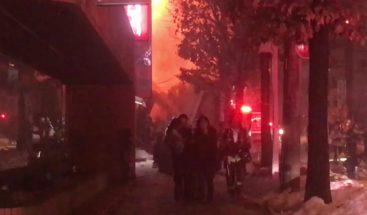40 heridos en explosión en restaurante de la ciudad japonesa de Sapporo