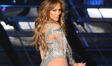 J.Lo es latina en la lista de Forbes de los músicos mejor pagados 2018