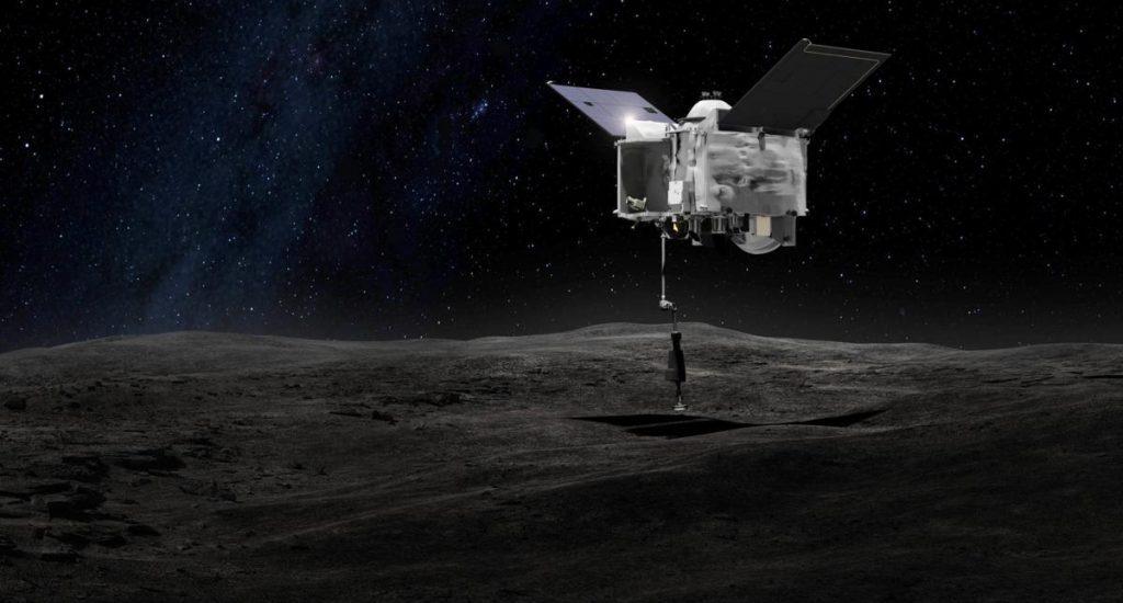 Aeronave de NASA llega a asteroide que informará sobre origen de la vida