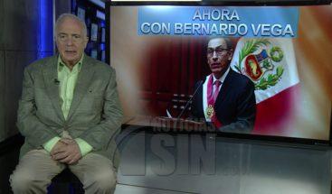 Vega: Medidas adoptadas con los fondos públicos de México y Perú