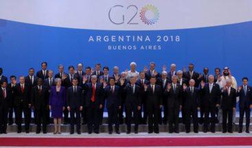G20 se compromete a aprovechar productividad de las nuevas tecnologías