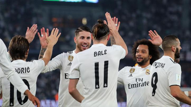 Las claves de la reacción del Real Madrid en el Mundial
