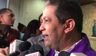 Capellán de la Policía llama a las autoridades a enfrentar la corrupción