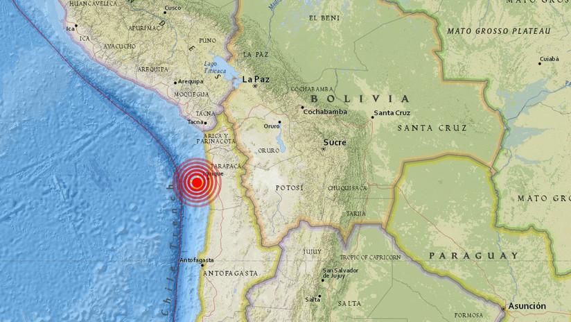 Un sismo de magnitud 5,2 en el centro de Chile sacude cinco regiones