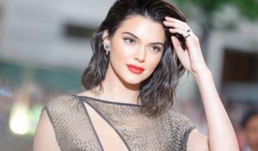 Kendall Jenner, modelo mejor pagada del año, según Forbe
