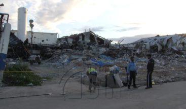 Procuraduría investiga explosión en la fábrica de plásticos Polyplas