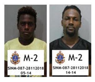 Tres meses de prisión preventiva a dos por tráfico ilícito de personas