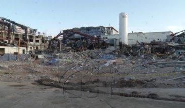 Procuraduría espera resultados de la investigación explosión Polyplas