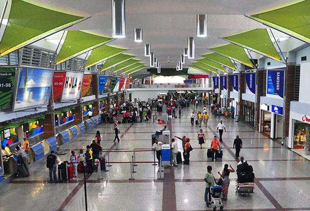 Crecimiento histórico de pasajeros en aeropuertos dominicanos
