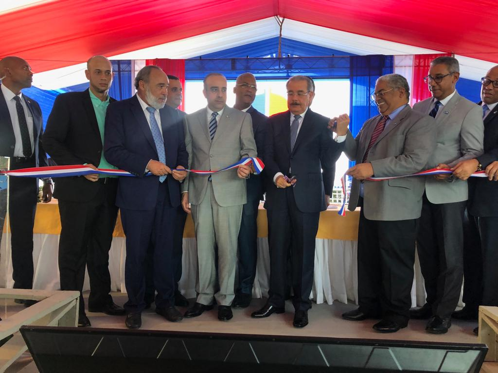 Inauguran hospital Antonio Yapor Heded, en Nagua