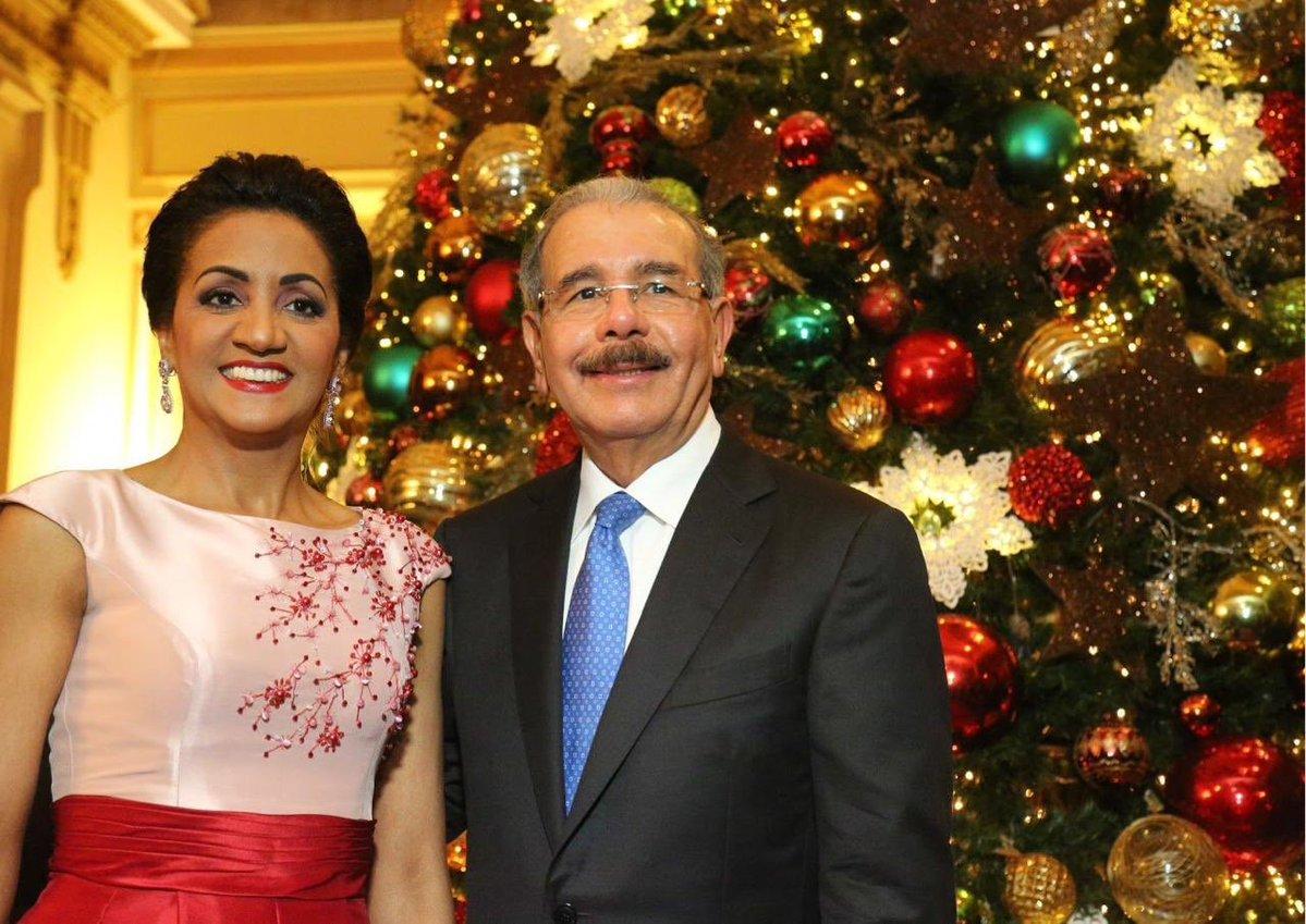 Presidente Medina envía mensaje de Navidad