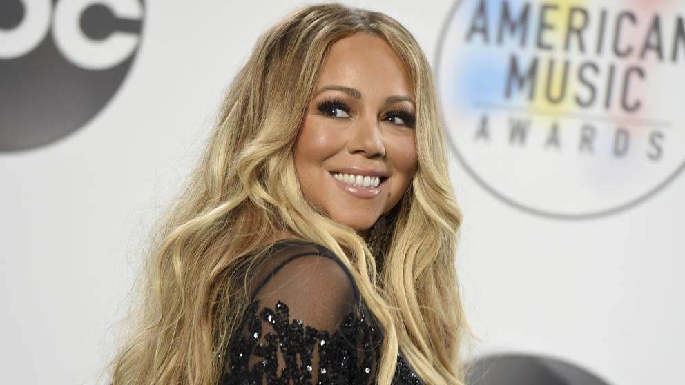Mariah Carey logra un nuevo récord de reproducciones en Spotify