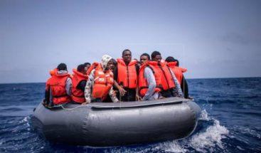 Muertes de migrantes bajan en 2018; el Mediterráneo sigue siendo letal