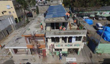 Entregan primeras cuatro viviendas afectadas en Villas Agrícolas