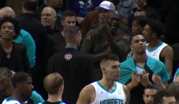 Michael Jordan le pegó a un jugador de su equipo por cometer un error