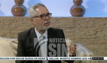 Economista Pedro Silverio dice RD necesita redefinir el gasto público