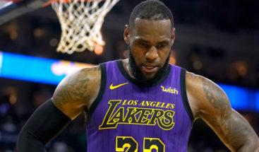 LeBron James seguirá de baja y no jugará el jueves contra los Timberwolves