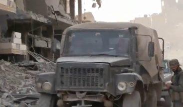 Veintemuertos en ataque aéreo por la coalición de EEUU en Deir ez Zor