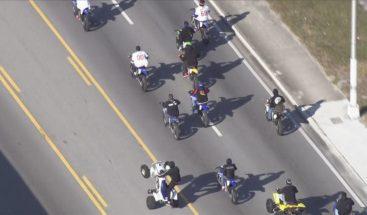 Más de 30 ciclistas arrestados en los condados de Broward, Miami-Dade