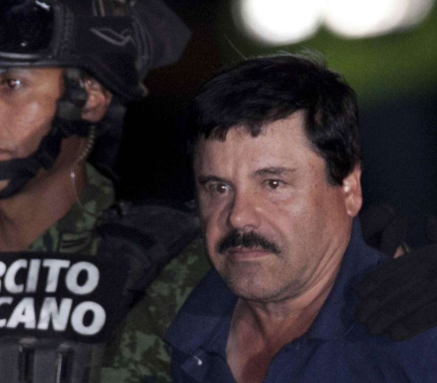 Holanda interceptó para el FBI año y medio de comunicaciones del Chapo