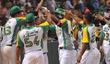 Estrellas se colocan a unpaso de coronarse en la final del béisbol local