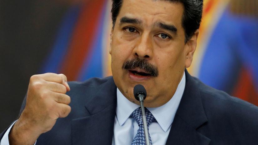 EEUU no reconocerá a Maduro como presidente y promete aumentar la presión