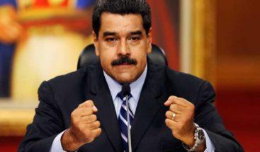 Maduro, el cuestionado presidente que va por 6 años más en su