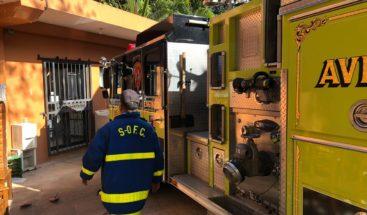 Se registra conato de incendio en una cocina del Hotel Gran Jimenoa