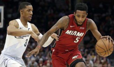 Richardson y Heat estrenan liderato sin Wade