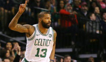 135-108. Morris y Brown lideran a los Celtics que siguen ganando