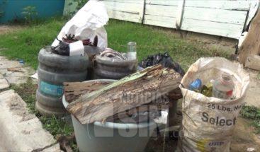 En Dajabón se quejan por mal manejo en recogida de basura