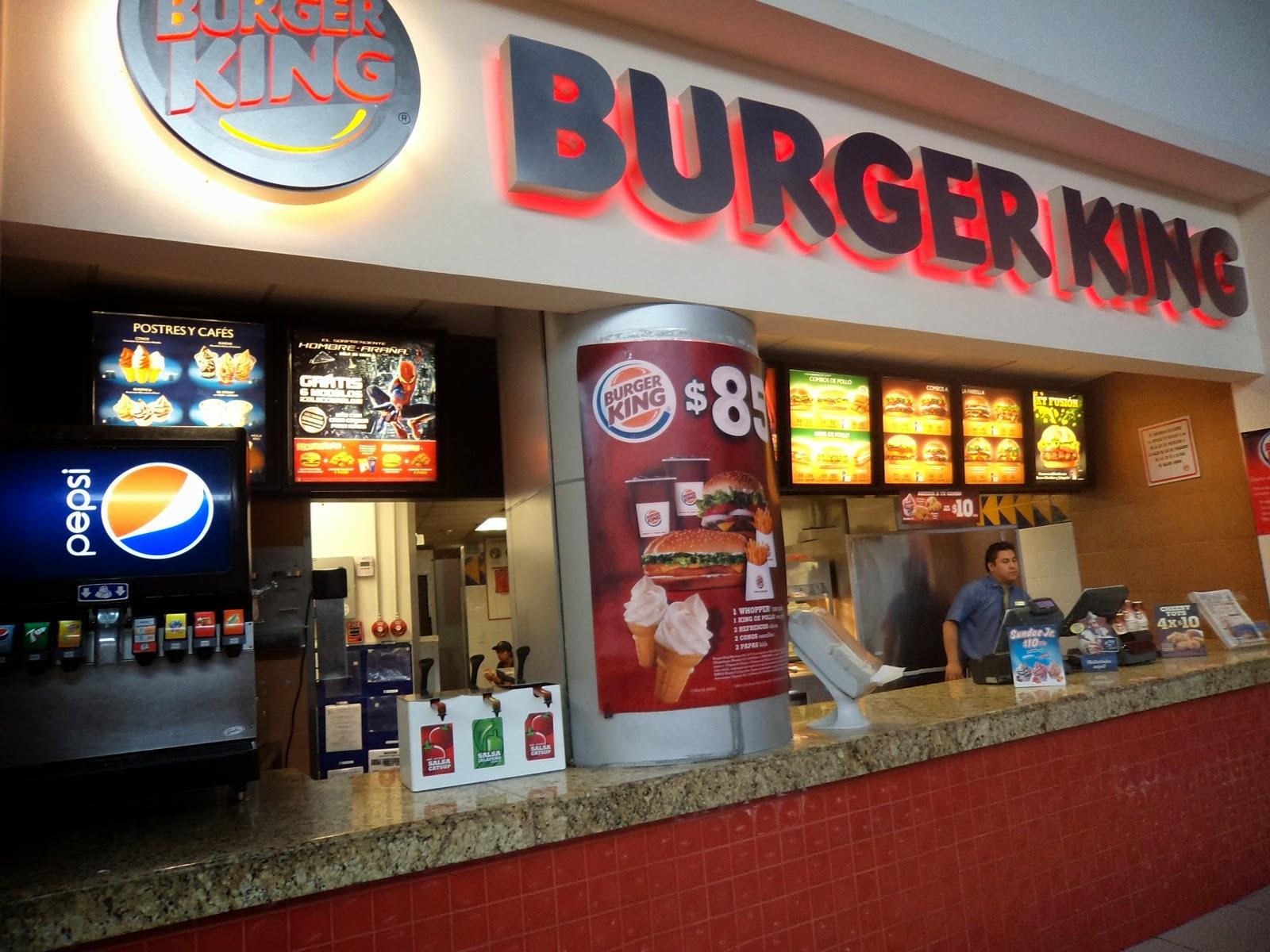 Hombre en EEUU pide a Justicia comer gratis de por vida en Burger King