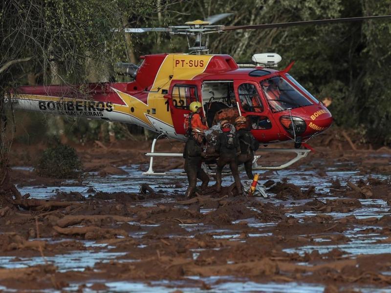 Fiscalía crea fuerza de tarea para investigar tragedia de presa en Brasil