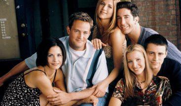 El fallo argumental de Friends que ha sido descubierto 14 años después