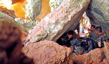 Un libro revela cómo fue el rescate de los niños en la cueva de Tailandia