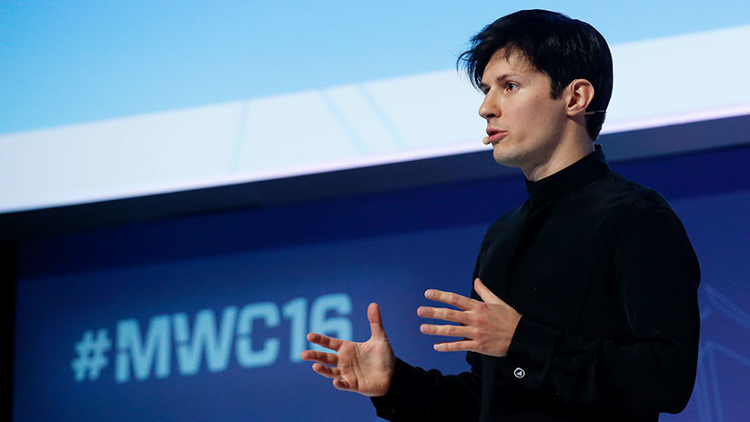 El fundador de Telegram, a punto de lanzar su propia criptomoneda