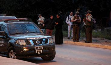 Explosión en una parada de bus en Santiago de Chile deja varios heridos