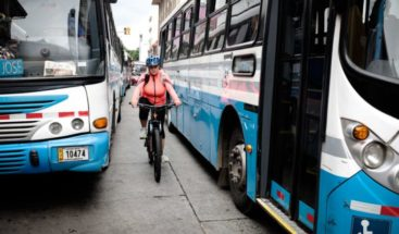 Costa Rica lanza campaña para promover uso de la bicicleta como transporte