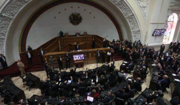 Miembro de Constituyente venezolana propone la disolución del Parlamento