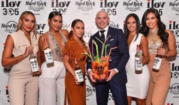 Pitbull celebra su cumpleaños con la apertura de un restaurante en Miami