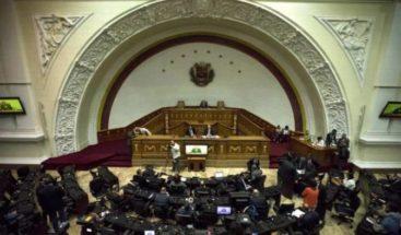 Parlamento pide a 46 países que prohíban a Maduro uso de fondos y activos