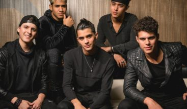 La banda juvenil latina CNCO se plantea entrar en el mercado anglosajón