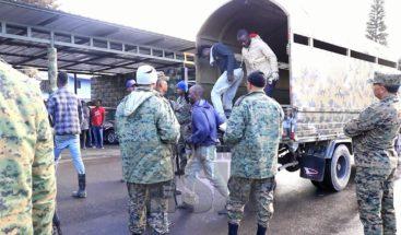 Dirección General de Migración realizan operativo en Constanza