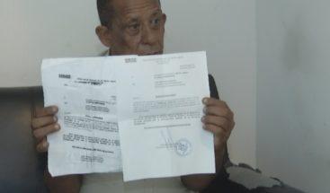 Hombre denuncia que es amenazado de muerte por su expareja
