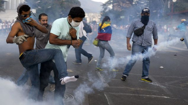 Opositores cubanos apoyan protestas venezolanas para