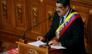 Momento del discurso de Maduro revuelve redes, y no fue por salario mínimo