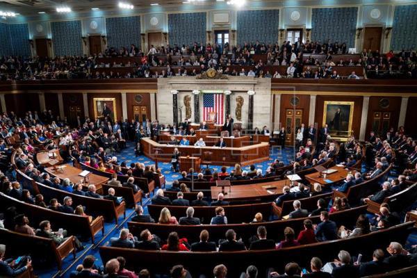 El nuevo Congreso de EEUU inicia su andadura con Administración cerrada