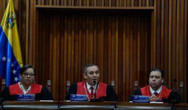 El Supremo venezolano no reconoce al Parlamento por