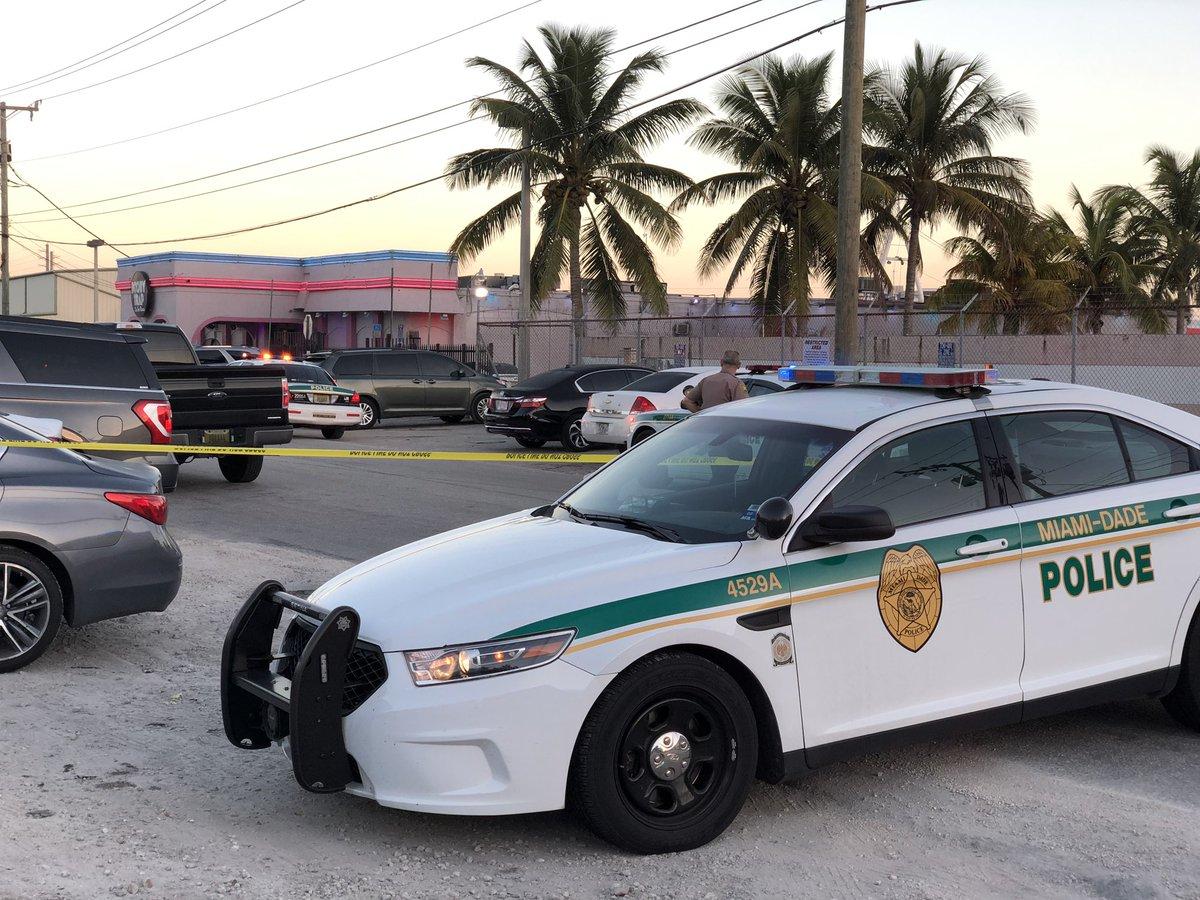 Un muerto y un herido durante tiroteo fuera de un club de Miami