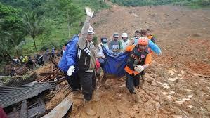 Sube a 31 los muertos tras la avalancha en la isla indonesia de Java